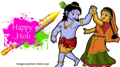 {*New*} Happy Holi Wishes Pictures DP For WhatsApp & Facebook