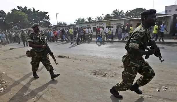 Burundi Attacks On Military Bases Leave 'Many' Dead