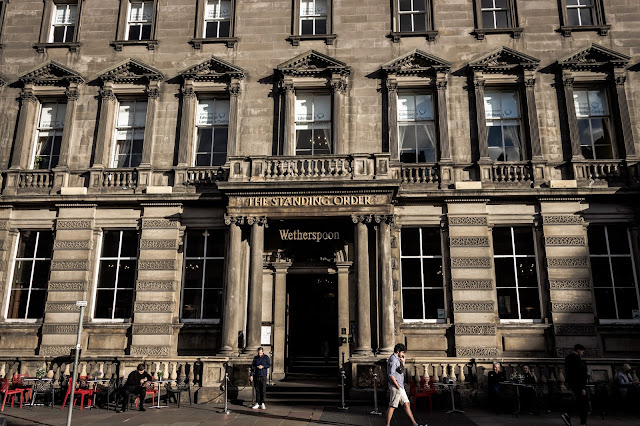 Edimburgo. Escocia.Pubs