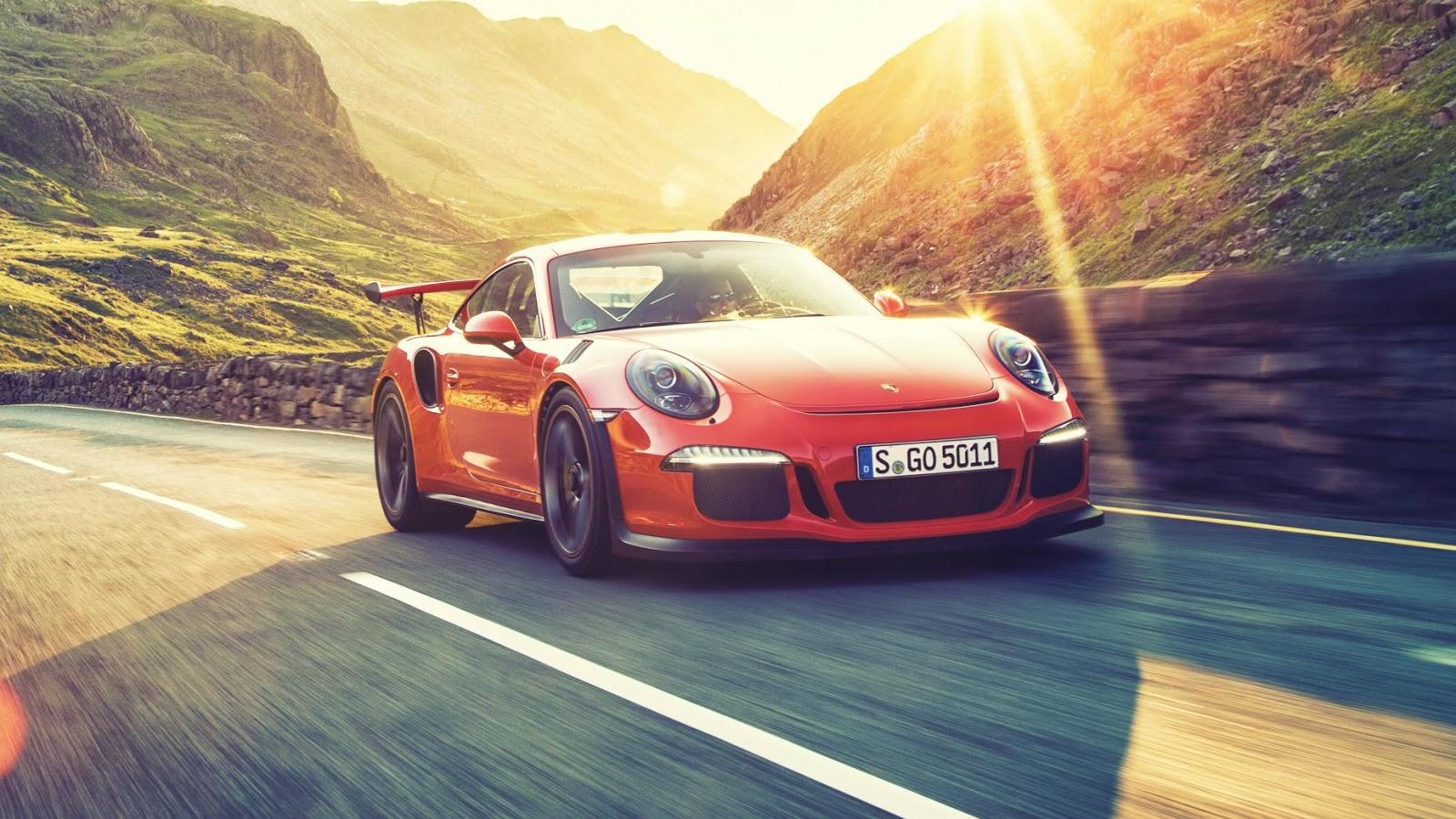Porsche 911 GT3 RS - 3,3 giây