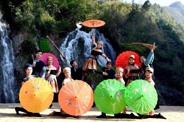 Đậm đà bản sắc dân tộc những lễ hội truyền thống ở Sapa