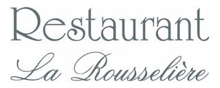 Restaurant La Rousselière à Cheverny