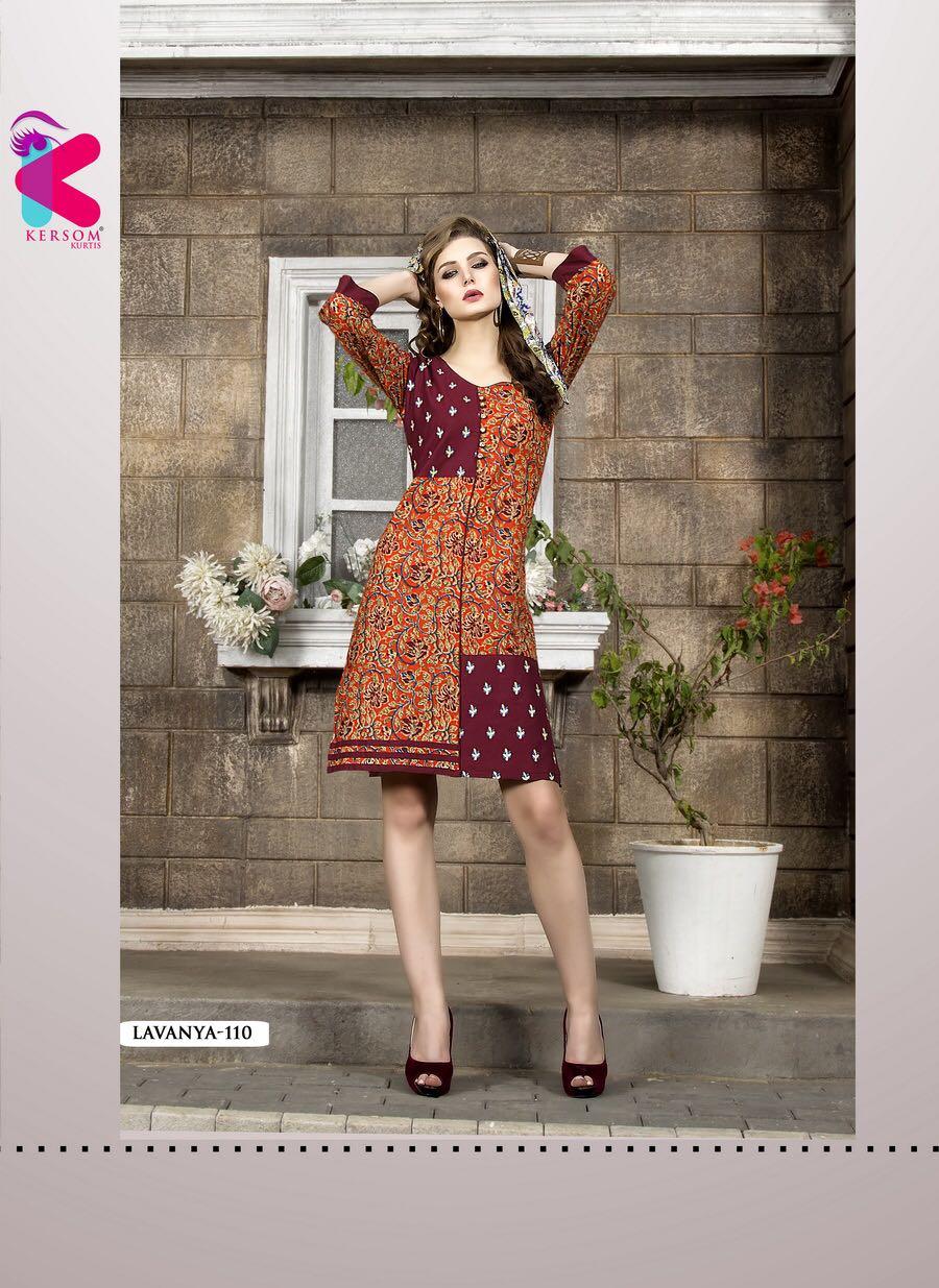 Lavanya-New Arrival Designer Cambric Kurti only 399