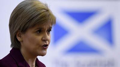 Θέμα ανεξαρτησίας της Σκωτίας επαναφέρει η Νίκολα Στέρτζον