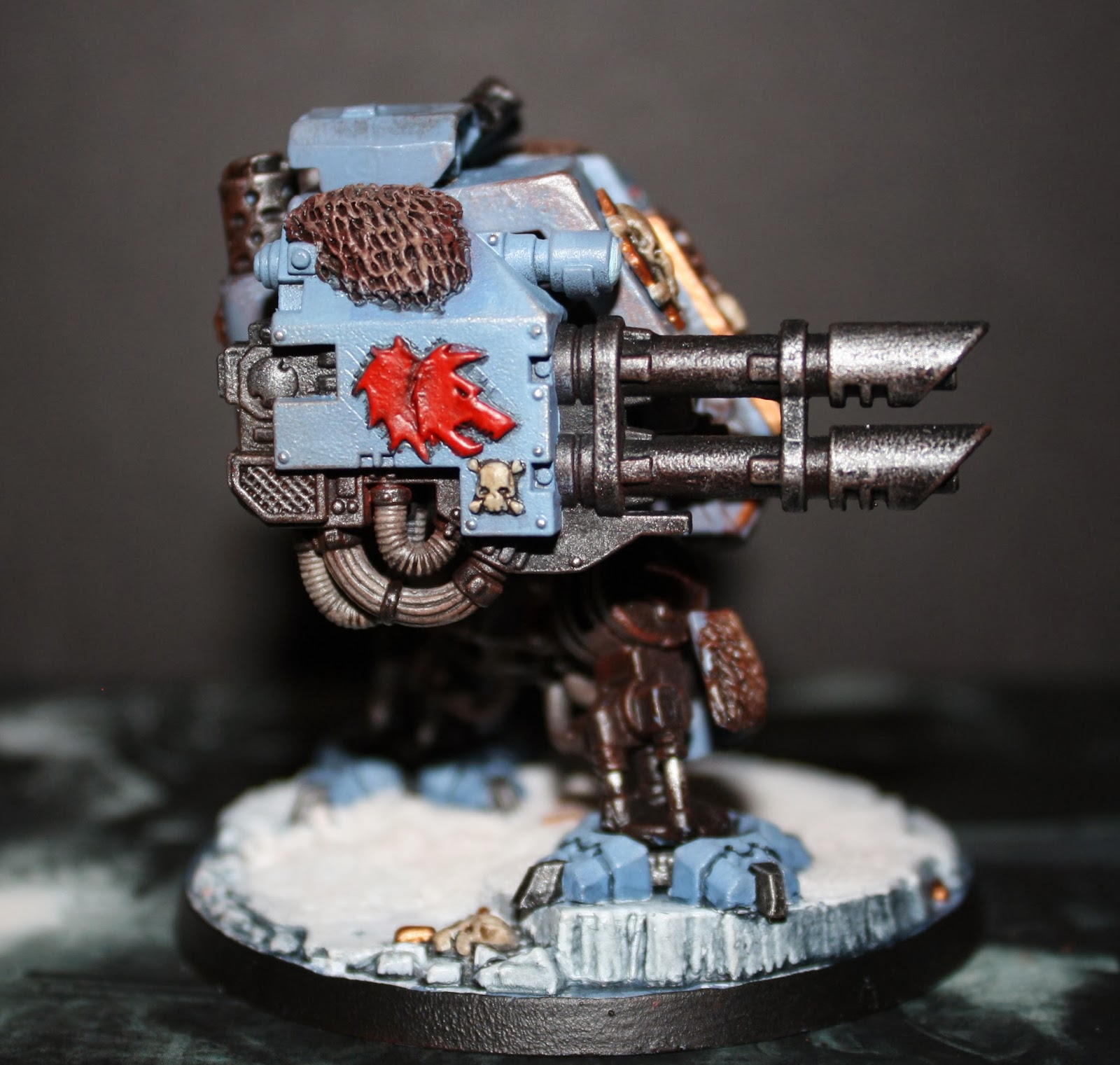 Space Wolf Dreadnought 5