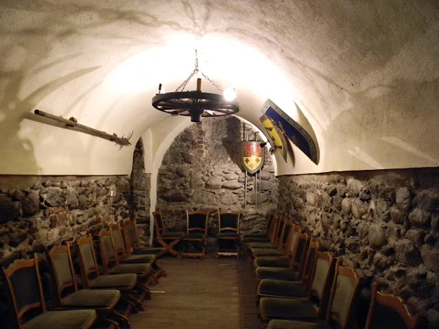 Wszystkie miejsca w zamku w Kożuchowie są wykorzystane.