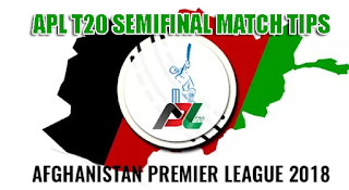 APL T20 Today Match Prediction Balkh vs Nangarhar Semi Final