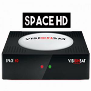 ATUALIZAÇÃO VISIONSAT SPACE HD / STUDIO 3 127 -  19/04/2018