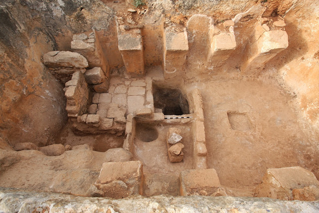 Byzantine-era wine press discovered in Israel
