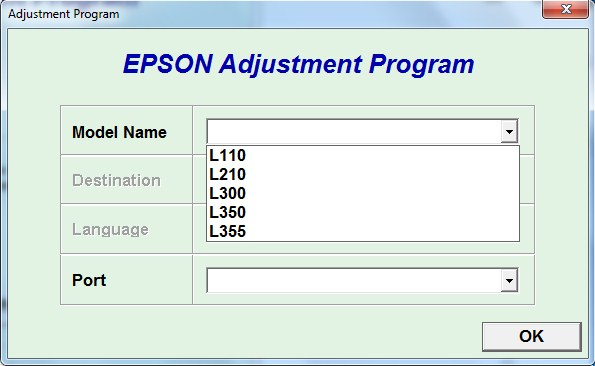 epson l220 adjustment program software free download
