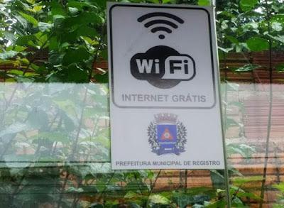 Registro-SP: Pontos de Ônibus começam a receber Sinal de Wi-fi