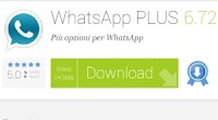 Non scaricare e installare Whatsapp Plus o Gold !!