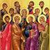 A unidade dos Doze, unidade da Igreja