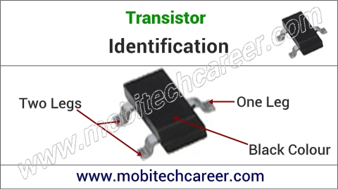 mobile phone repair krna sikhe - pcb circuit board motherboard per small parts - transistor ki pahchan kaise kare | karya or khrabiya