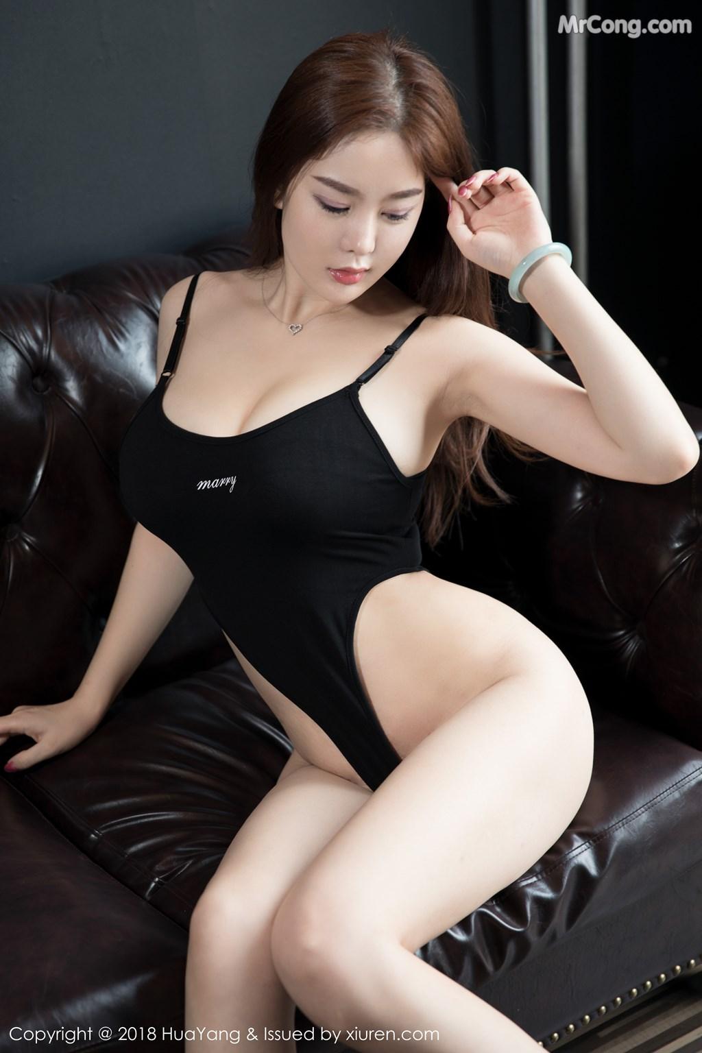 Image HuaYang-2018-08-09-Vol.068-Silvia-MrCong.com-009 in post HuaYang 2018-08-09 Vol.068: Người mẫu 易阳Silvia (41 ảnh)