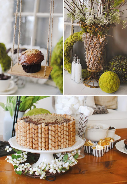 rustic ideas for kids birthday party