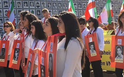 A Major Rally in London Call on the UK Government to Break Its Silence on the 1988 Massacre in Iran