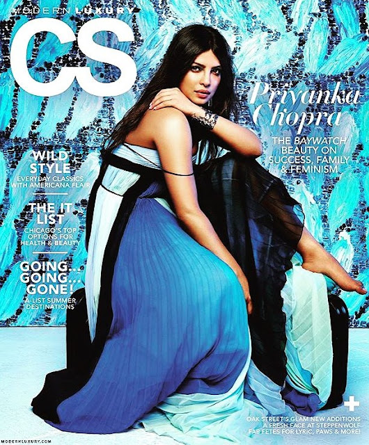 Priyanka Chopra Photoshoot Image