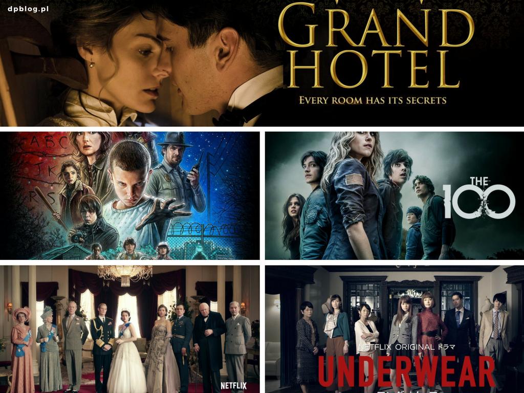 Seriale, które warto obejrzeć na Netflix
