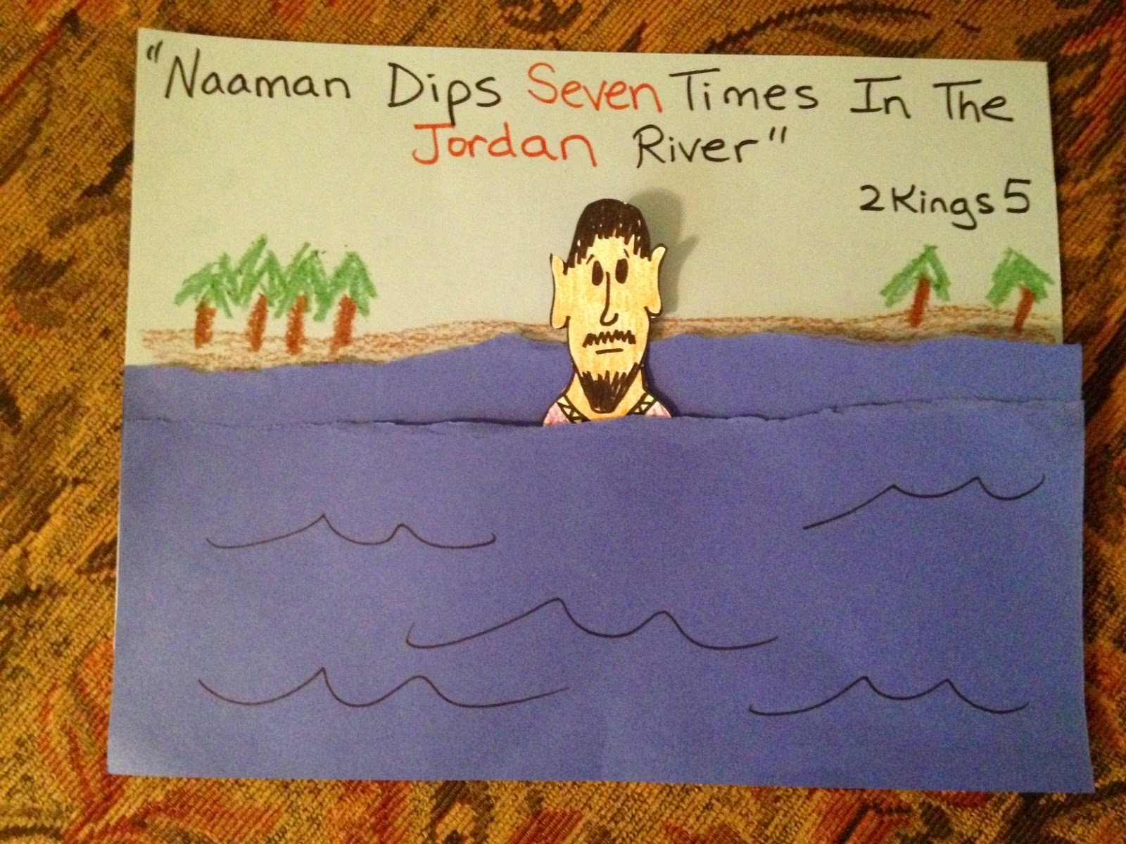 Streams Of The River Naaman The Jordan River And Our