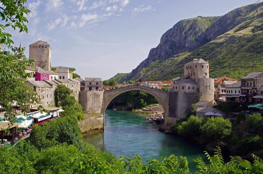 Mostar Bridge Bosnia