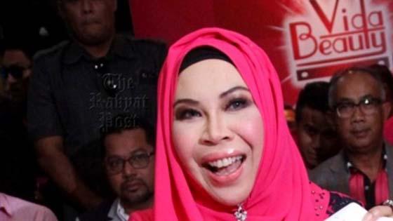 Luahan Dato Vida didakwa cuba promosi produk di Sekolah