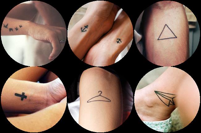 Dirty Glam Tatuagens E Seus Significados