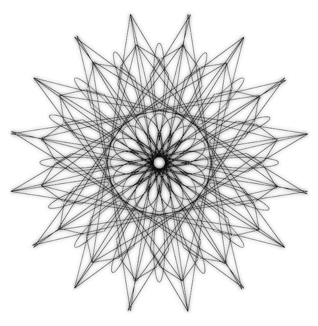 Reading Sage: Mandala Meditation Coloring Pages