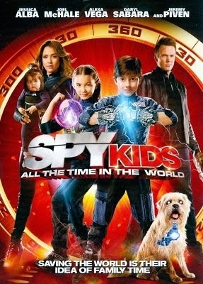 Watch Spy Kids: All the Time in the World in 4D (2011) Full Movie Online For Free English Stream