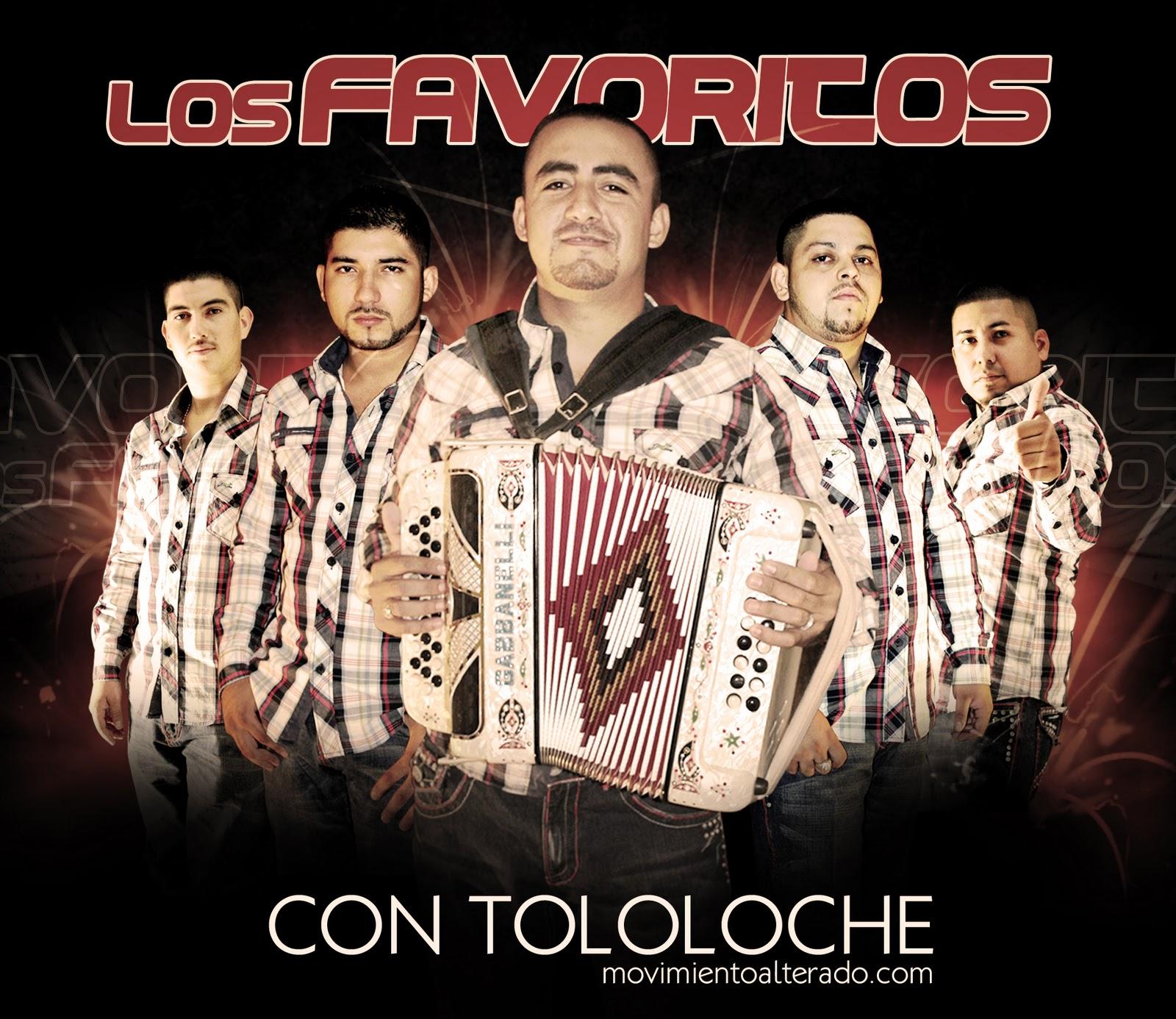 Los Favoritos Ft. El Remmy Valenzuela - Los Placeres (En Vivo) (2013)