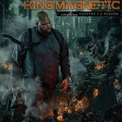 King Magnetic feat. Masta Ace, Slug & DJ Eclipse - Alone (Single) [2017]