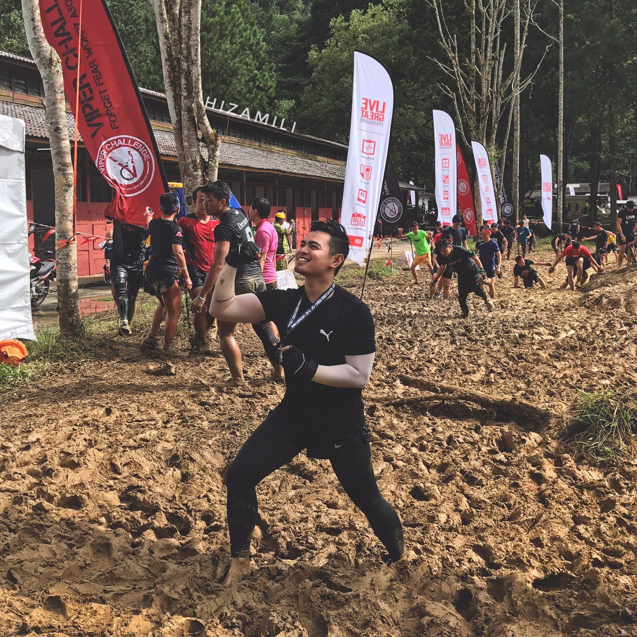 Panduan Pengalaman Sertai Viper Challenge Genting Highlands 2017