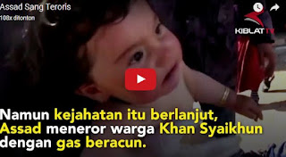 Assad Sang Teroris