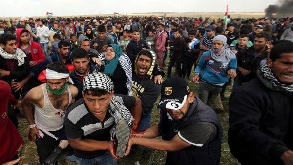 ONU exige moderación a Israel tras protestas en Gaza