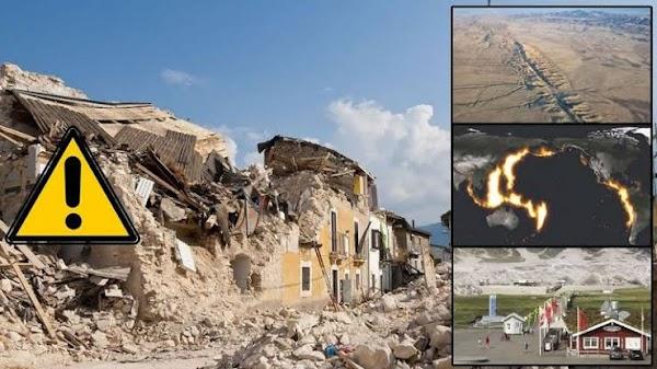 """Los grandes terremotos siguen un """"deslizamiento silencioso"""""""