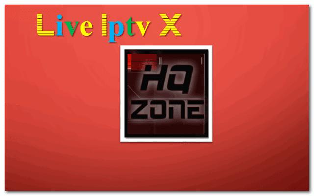 HQ Zone Live Streams addon