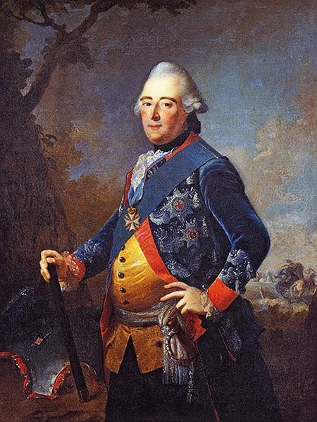Frederick II, Landgrave of Hesse-Kassel by Johann Heinrich Tischbein the Elder