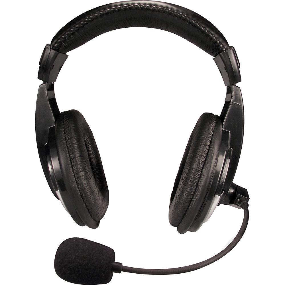 cara mengatasi mic headphone headset