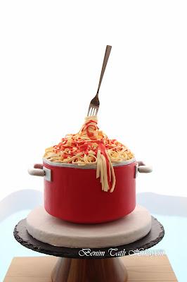 antigravity cake tuzla butik pasta
