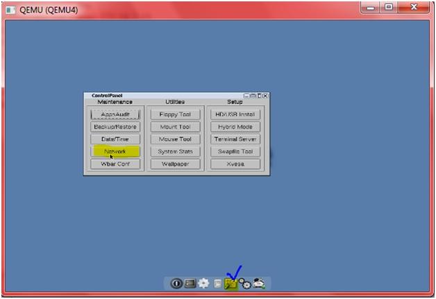 Qemu command line tutorial