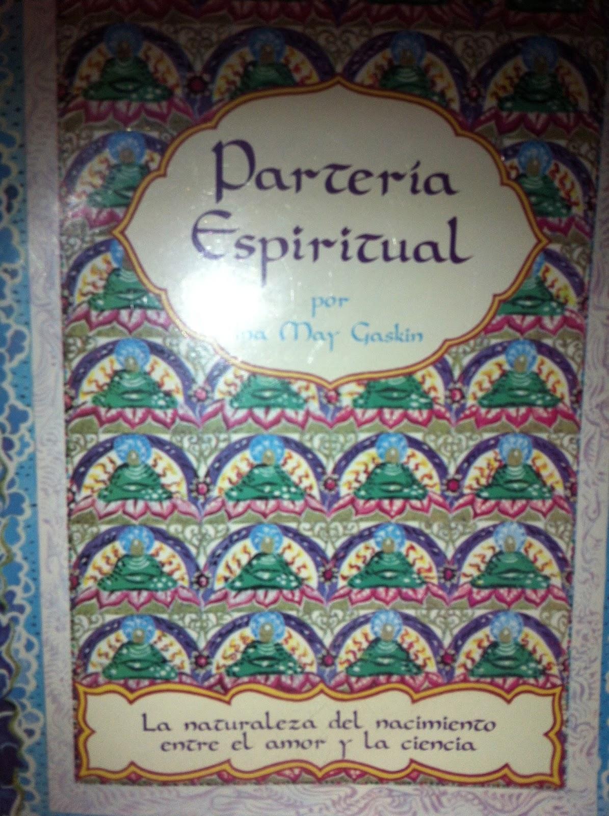 libro parteria espiritual