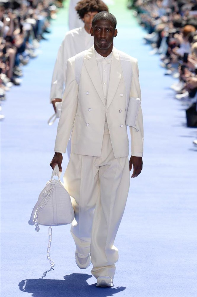 Louis Vuitton Spring Summer 2019 Paris Fashion Week Male Fashion