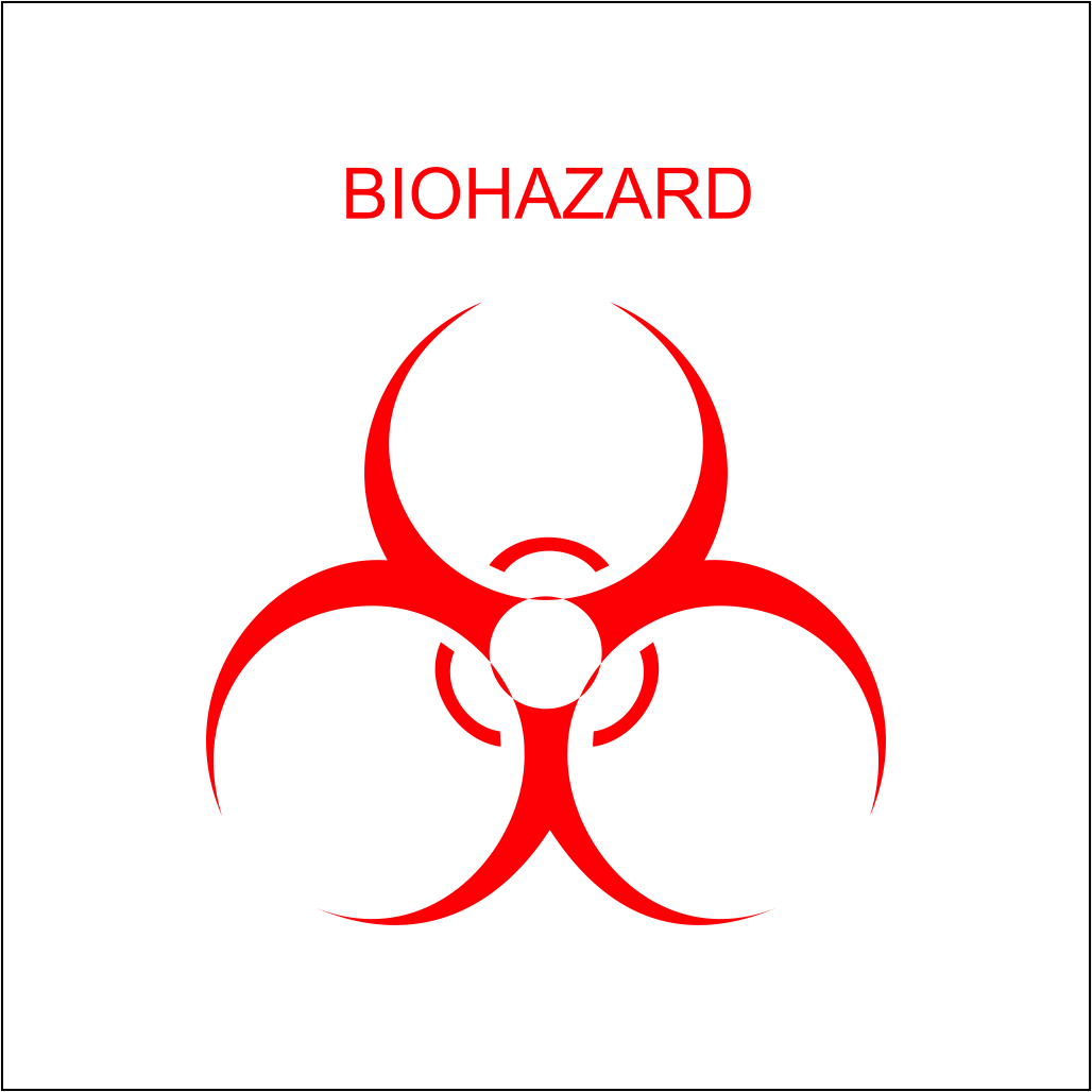 Biohazard Logo Free Download Vector CDR, AI, EPS and PNG Formats