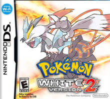 Pokémon White 2 ( BR ) [ NDS ]