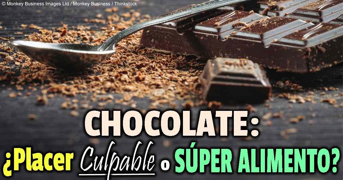 Según científicos, el chocolate amargo tiene un curioso efecto sobre el rendimiento deportivo