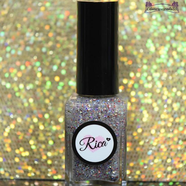 Rica Polish Rainbow Brite