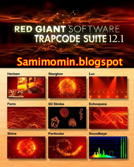 Latest Red Giant Trapcode Suite 12 Software