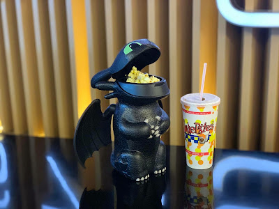 How A Movie Popcorn Container Helps With How To Train Your Dragon's Promotion