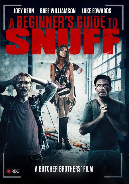 A beginners guide to snuff poster
