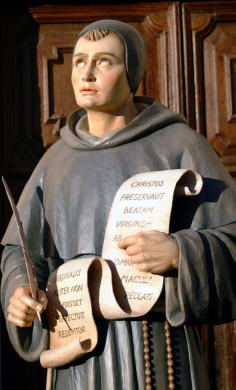 November 8 - Blessed John Duns Scotus